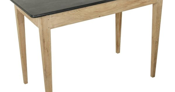 For Sale On 1stdibs This Hand Pegged Oak Pastry Table Features An Antique Solid Slate Top The Base Of The Table In A Natural French Oak Table Furniture Oak