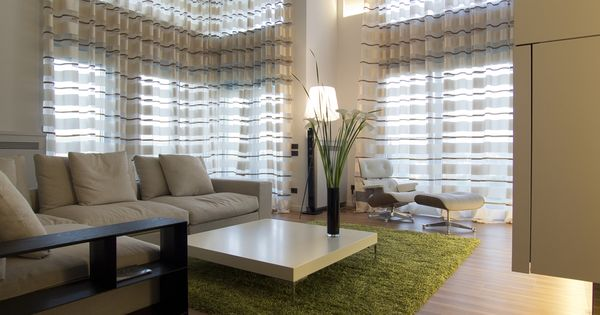 CUSTOM SHEER CURTAINS - These beautiful sheer curtains go from ...