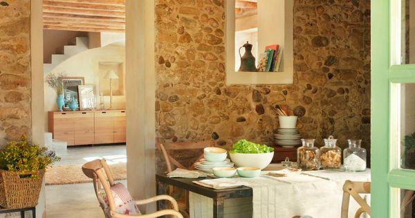 Estilo de vida natural nesta casa barcelona e fran a - Natura casa barcelona ...