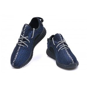 Navy Blue Adidas Yeezy Boost 350 Low Kanye West For Women Womens Navy Shoes Fashion Women Shoes