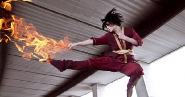 Zuko...I normally don't pin cosplays but you gotta admit that this one's