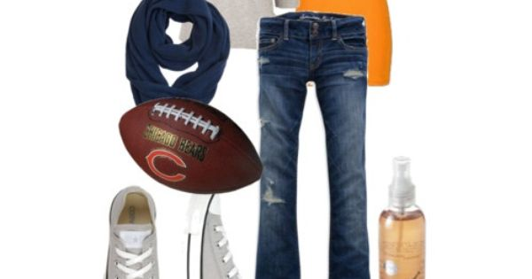 Cute outfits for football season!