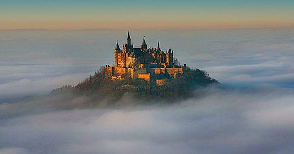 Burg Hohenzollern Deutschland Deutschland Burgen Schone Landschaftsfotografie Burg