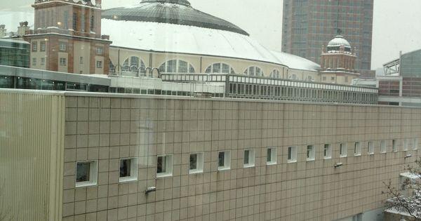 Frankfurt and Snow on Pinterest