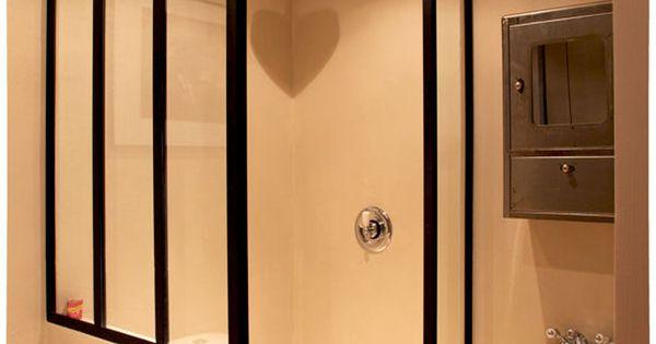 une verri re pour un int rieur ouvert et lumineux. Black Bedroom Furniture Sets. Home Design Ideas