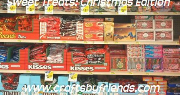 christmas candy sweet treats