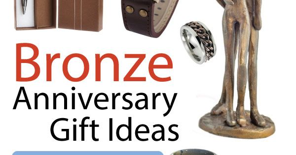 Top Bronze Anniversary Gift Ideas For Men
