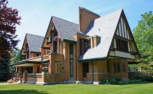 Frank Lloyd Wright Architecture Oak Park Il728 Frank Lloyd Wright Architecture Moore House Frank Lloyd Wright Oak Park