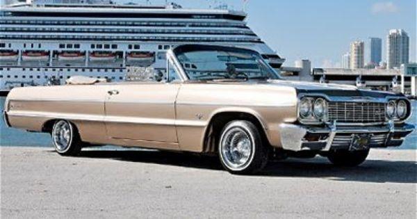 64 Impala Ice Cube