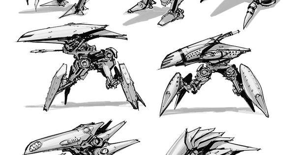 Concept from Duke Nukem Forever | Robots & Mecha | Pinterest | Duke ...