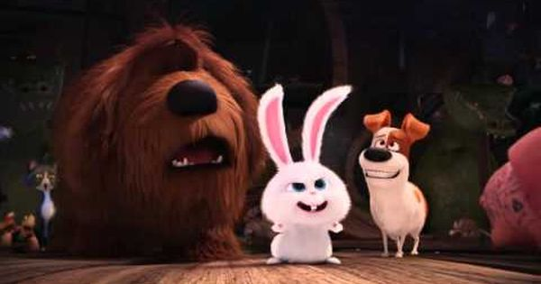 The Secret Life Of Pets Snowball Trailer Universal Pictures Secret Life Of Pets Cool Pets Pets Movie
