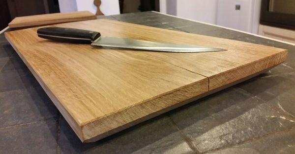 Planches d couper en bois massif cuisine et service de - Table a decouper ...