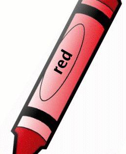 Free Crayon Clipart Public Domain Crayon Clip Art Images And Graphics Red Crayon Crayon Activities Crayon