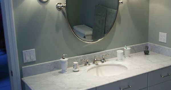 Slate Blue Reflections Kitchen Sink