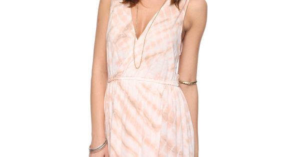 Bold Pastels: Forever 21 Tie Dyed Dress