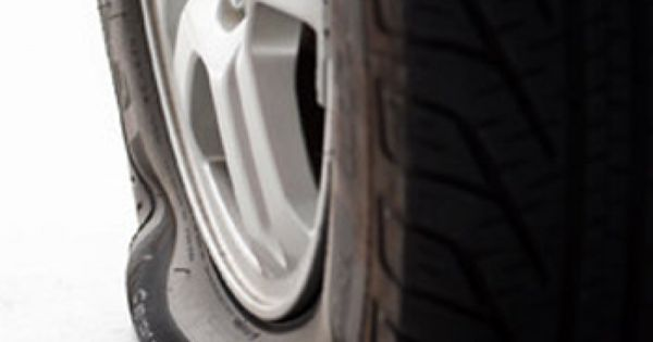 Day 274 Panicking When I Thought My Tyre Popped Car Pop Thoughts