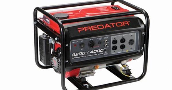 Cheap Emergency Power Predator Generators 69729 212cc