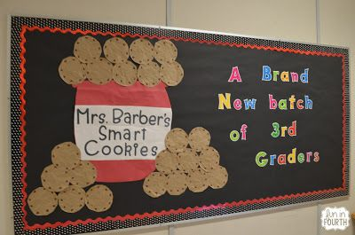 Welcome Back Bulletin Boards With Images Elementary Bulletin