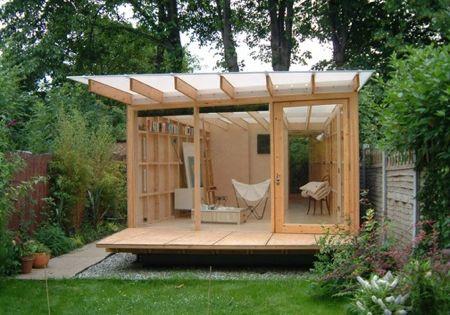 backyard summer house - Google Search