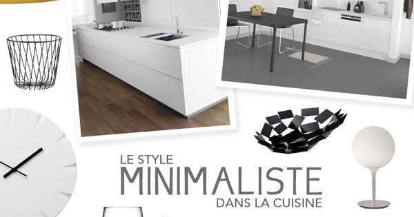 mod le de cuisine quip e moderne am ricaine cuisine. Black Bedroom Furniture Sets. Home Design Ideas