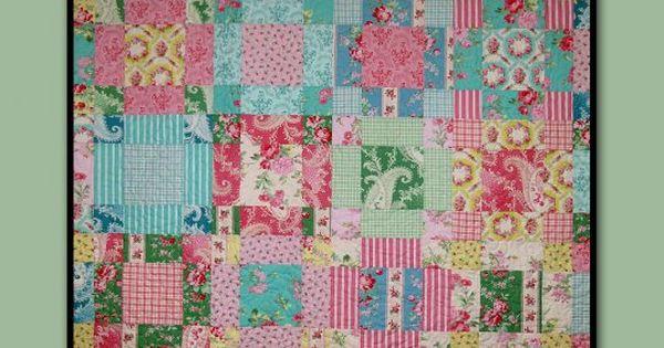 Friendship Quilt Pattern By Pat Fryer Villa Rosa Designs