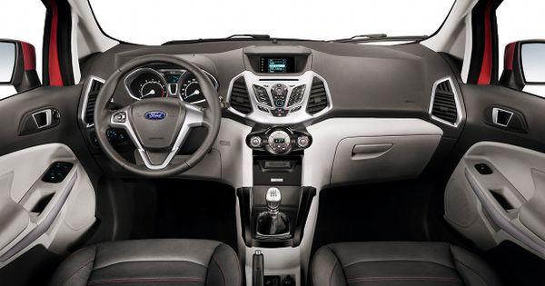 Nuova Ford Ecosport 2014 Crossover Facile Da Guidare E Con Una