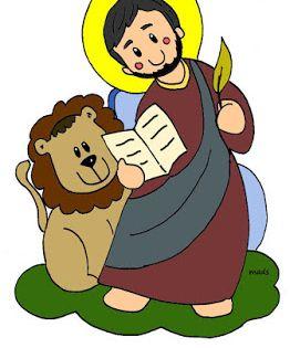 Mis Ilustraciones San Marcos Evangelista San Marcos Evangelista Dibujo De Escuela Catedral De San Marcos