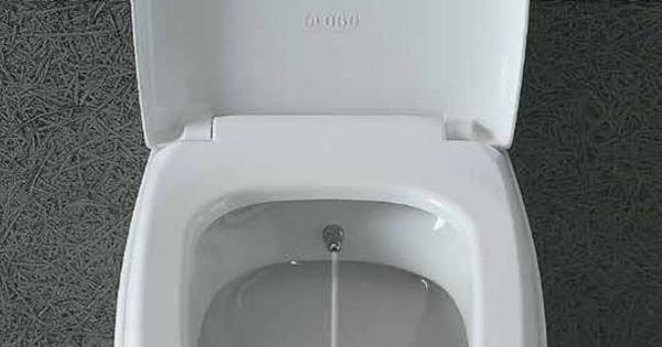 Quando lo spazio per il bidet non c'è, basta optare per una soluzione wc con bidet ad ugello ...