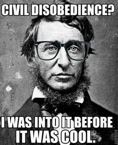 John Locke Meme Hipster Memes Tumblr With Images Henry David Thoreau Thoreau Quotes Famous Authors