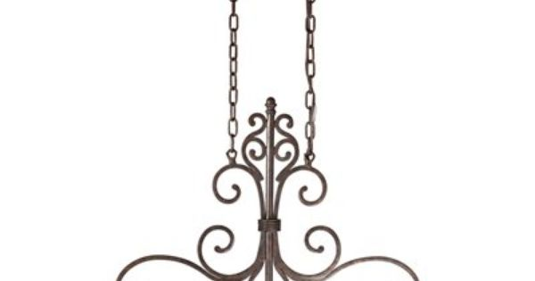 forte lighting 2327 03 27 3 light island light black cherry