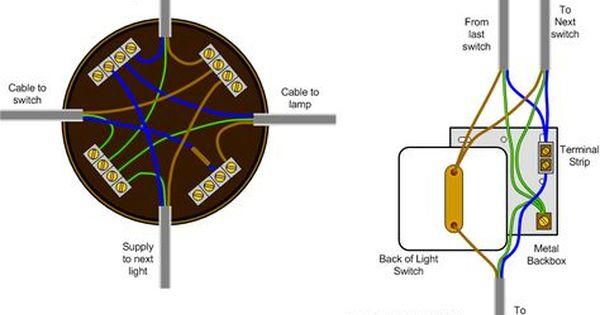 Alternativelightingwiring Gif House Wiring Light Switch Wiring Motion Sensing Light