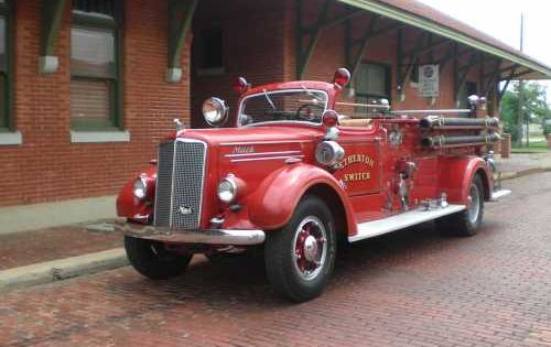 Fire Trucks For Sale | MyLittleSalesman.com