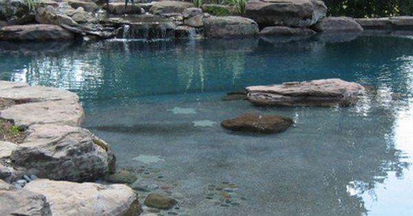 Natural Pool Design Ideas Pictures Remodel And Decor Natural