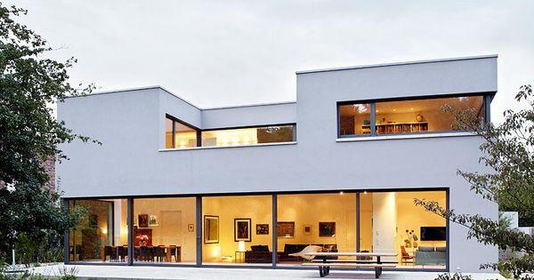 architekt georg d ring woonhuis d sseldorf highveldt. Black Bedroom Furniture Sets. Home Design Ideas