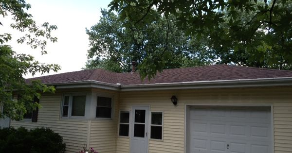 Owens Corning Oak Brownwood Shingles Roof Replacements