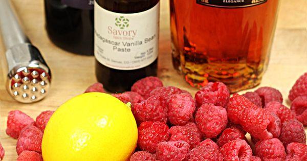 Homemade Raspberry Liqueur | Recipe | Liqueurs, Raspberries and How To ...