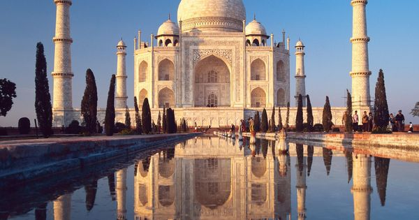 Taj Mahal - I would love to make it to India one