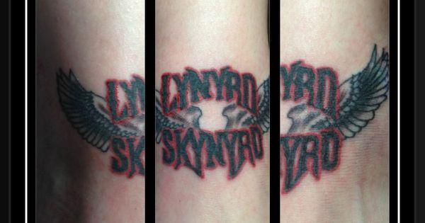 lynyrd skynyrd tattoo skynyrd ink pinterest tattoos and body art and lynyrd skynyrd. Black Bedroom Furniture Sets. Home Design Ideas