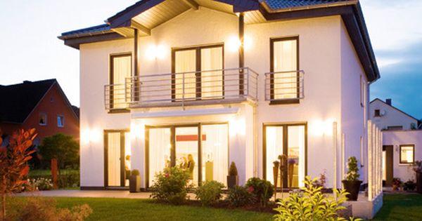 einfamilienhaus haustypen einfamilienhaus h k wohnbau house pinterest house house. Black Bedroom Furniture Sets. Home Design Ideas