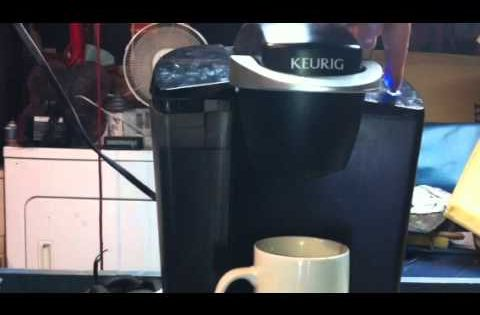 Coffee Maker Cleaner Diy : Rubber Band Gasket for Leaky Keurig, How to Fix, DIY Permanent Filter Fix Cleaning Pinterest ...