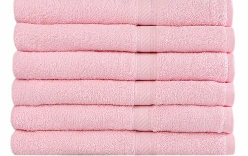 17 Stories Josephine Combed Cotton Pastel Bath Towel In 2020