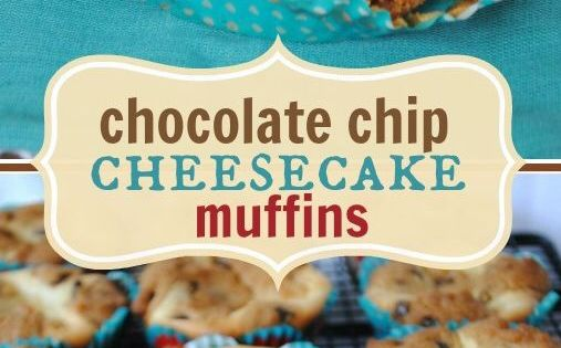 Chocolate chip cheesecake, Cheesecake and Chocolate chips on Pinterest