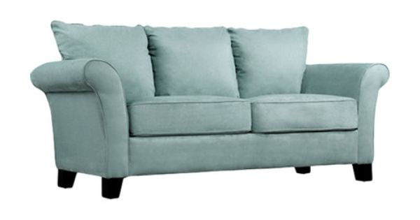 Baby Blue Sofa : this baby blue sofa  Living Room Ideas  Pinterest  Blue sofas, Blue ...