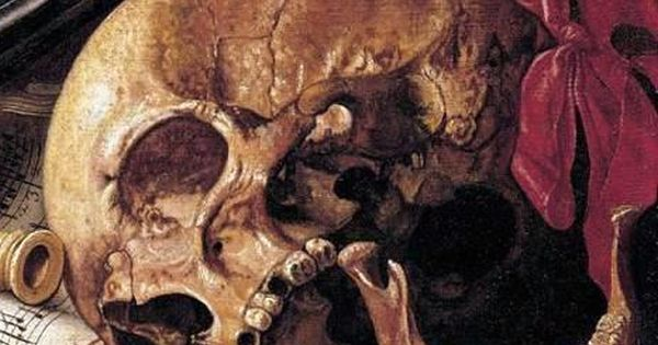 Detail from vanitas still life simon renard de saint andre 17th century de saint andre - Vanite simon renard de saint andre ...