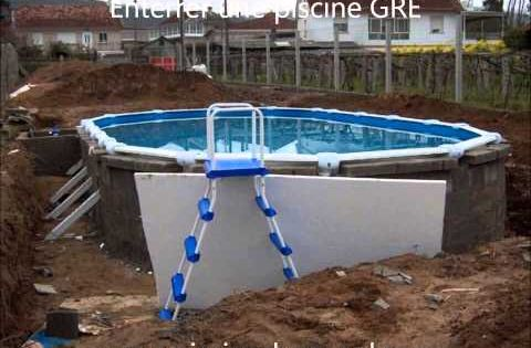 Installation d 39 une piscine gr hors sol piscine for Piscine researcher