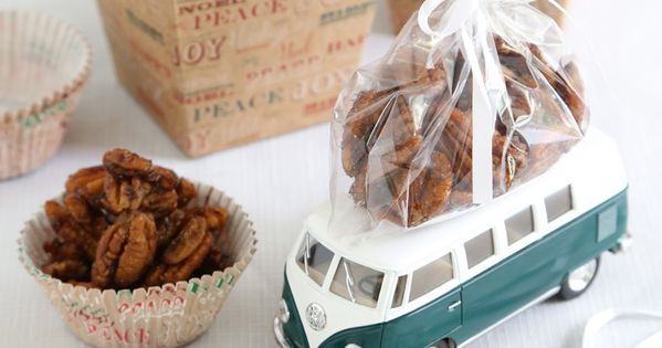 ... This! Five Spice Candied Pecans | Candied Pecans, Pecans and Spices
