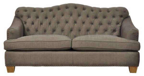 Bardot sofa in brown furniture colors interiors for Casa sofa sillones