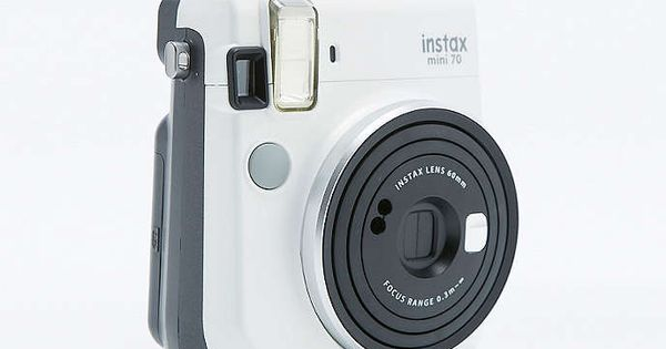 Fujifilm Instax Mini 70 Camera - Urban Outfitters - White - £99 ...