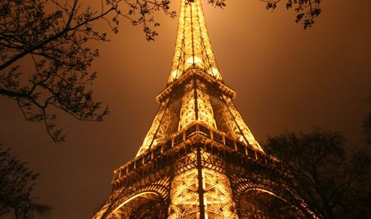 La tour Eiffel Maybe one day I will go there, its my