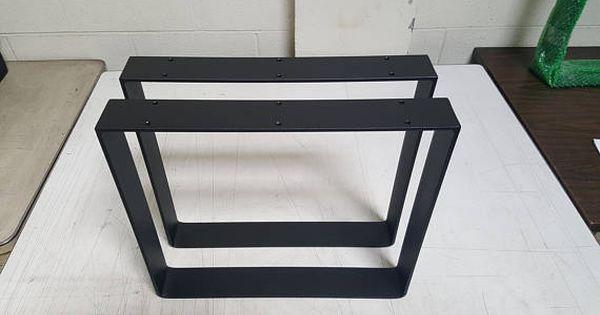 Coffee Table Legs Industrial Legs 2 5 Steel Flat Bar Table Legs Industrial Legs Coffee Table Legs